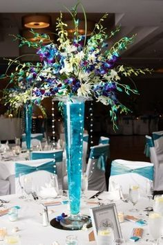 dendrobium orchids wedding centerpieces - Google Search
