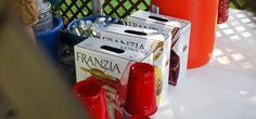 How to Turn Boxed Wine into a Mega Ice Pack That's Perfect for Big Coolers