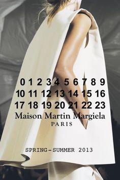 // - Maison Martin Margiela - 2012