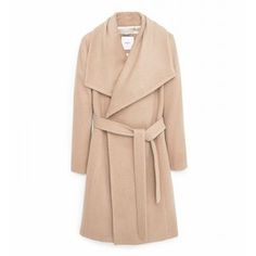 Lapels belted, £139.99 if only it was still in stock