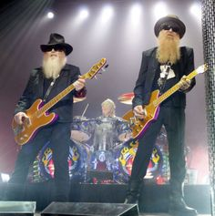 Stop what you're doing, ZZ Top tickets are going on sale
