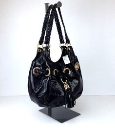 Coach Kristin Leather Convertible Hobo Shoulder Bag 19293 Fawn ...