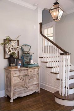 joanna gaines May 2014 at pm the interior color is Sherwin Williams Silver Strand. hgtv magnolia homes INTERIOR PAINT Decor, Fixer Upper, Interior, House, Interior Paint, Home Decor, Colorful Interiors, House Interior, Magnolia Homes