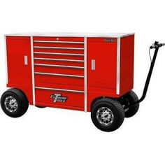 Extreme Tools TXPIT7009RD 70 in Mobile Pit Box with 7 Drawers and 2 Side  Compartments - Red d5c8e522d3
