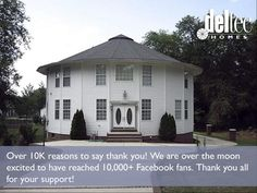 We have the best fans in the world - over 10k Likes on Facebook and untold thousands on Pinterest!