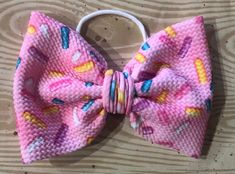 Unicorn Dreams Liverpool Bows Baby Girl Bows Head Wrap Stretch Fabric Bow Bullet Bows Nylon Headbands and Clips Hair Bows Big Bows