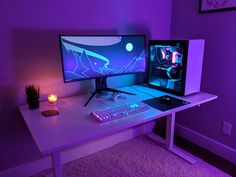 - Gaming - setup Gaming - Room gamer - room gamer girl - gamer be. – Gaming – setup Gaming – Room gamer – room gamer girl – gamer be… Best Gaming Setup, Gamer Setup, Gaming Room Setup, Pc Setup, Cool Gaming Setups, Gaming Chair, Gamer Bedroom, Bedroom Setup, Computer Desk Setup
