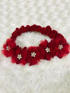 Flower Hair Accessories, Flowers In Hair, Hair Band, Christmas Wreaths, Holiday Decor, Home Decor, Decoration Home, Room Decor, Home Interior Design