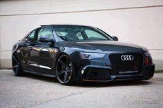 Audi Custom. (via AUDI Tuning)
