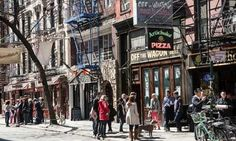 NYC.  Greenwich Village. | The Guardian