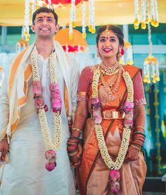 Tips For Planning The Perfect Wedding Day – Divine Bridal Indian Bride And Groom, South Indian Bride, Indian Bridal, Saree Wedding, Wedding Attire, Wedding Bride, Wedding Bells, Wedding Shoot, Telugu Brides
