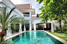 Jomtienin kaupungista Siaminlahden rannalta upea luksuskoti #thaimaa #unelmatalot