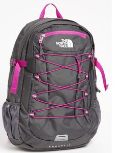 The North Face 'Borealis' Backpack North Face Women, The North Face, North Faces, North Face Borealis, Diaper Bag, Back Bag, Hiking Backpack, Women's Backpack, Backpack For Teens