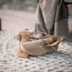 Ancle Boots Pedro Olive  Barefoot Living by Til Schweiger #schuhe