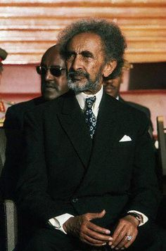 One of the last known photos of #EmperorHaileselassie taken before his death on 27 August 1975 #Ethiopia