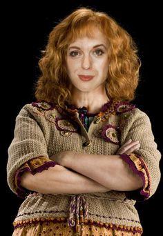 Molly Weasley - Amanda Abbington | Community Post: If The Harry Potter Movies Were Recast In 2024...