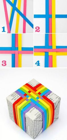 how to make special gift packaging