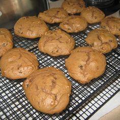 Amish Molasses Cookies