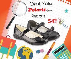 Minik hanımlar okula dönmeye hazır! #fashion #fashionable #style #stylish #polaris #polarisayakkabi #shoe #shoelover #ayakkabı #shop #shopping #child #childfashion #comfort #school #okul #babet