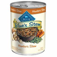 Grange Co-op: BLUE Dog Hunter's Stew 12.5 oz Can