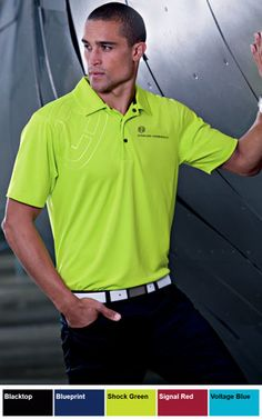 #ogio #mens #polos $44.98 Boy-oh boy this polo kicks convention to the curb with a debossed OGIO logo on the right shoulder and OGIO logo debossed metal snaps.  Features: 5.5-ounce; 100% double knit poly mesh with stay-cool wicking technology; OGIO heat transfer label for tag free comfort; self-fabric collar; OGIO jacquard neck tape; 3-snap placket with OGIO logo debossed metal snaps; open hem sleeves; OGIO badge on left sleeve; side vents with debossed OGIO logo metal rivets.
