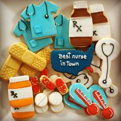 Nurse Cookies!