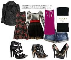 Image result for aria montgomery style