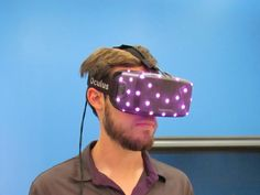 New Oculus Rift dev kit uses the front of a Galaxy Note 3 as its screen.