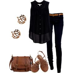 """Untitled #447"" by blissful11 on Polyvore"