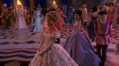 Once Upon a Time - Snow&Cinderella;'s Ball Gowns