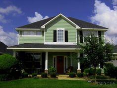 Modern Exterior Paint Colors For HousesPaint colors Railing
