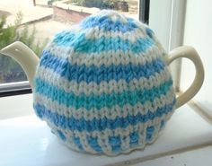 Hand knitted tea cosy cosies and crochet Daffodil Bee cottage owl roses | eBay