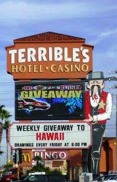 Terribles Las Vegas - now Silver Sevens