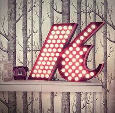 Graphic Lamp by Delightfull