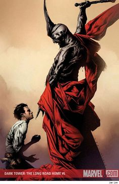 The Dark Tower by Jae Lee and Richard Isanove