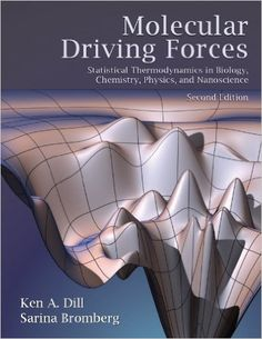 Molecular Driving Forces: Statistical Thermodynamics in Biology, Chemistry, Physics, and Nanoscience, Second Edition 2nd, Ken A. Dill, Sarina Bromberg - Amazon.com