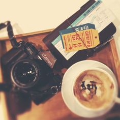 Glad I carried my film camera very single day despite F1's crazy brass weight by Patrick Ng on Flickr