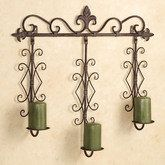 Piacenza Wall Sconce Accent Taupe