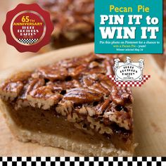 ... about Our Pies on Pinterest | Pecan pies, Chocolate fudge and Pies