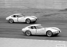 1968 Shelby Toyota 2000GT