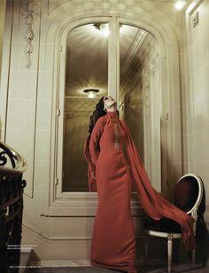 Dovile Virsilaite | Gilbert Francois | L'Officiel Ukraine April 2012 - 3 Sensual Fashion Editorials | Art Exhibits - Anne of Carversville Women's News