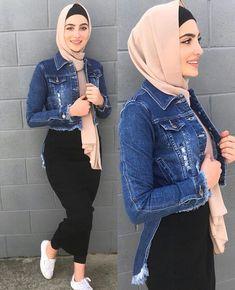 Printed maxi skirts for woman – Just Trendy Girls Modern Hijab Fashion, Hijab Fashion Inspiration, Islamic Fashion, Muslim Fashion, Modest Fashion, Fashion Outfits, Hijab Style Dress, Hijab Chic, Hijab Outfit
