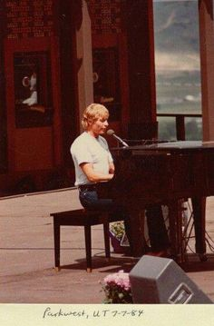 JD~Playing Piano
