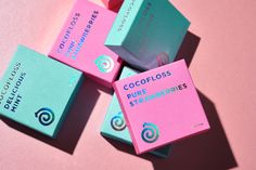 Cocofloss on Behance