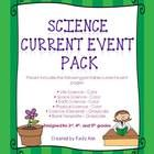 This resourceful Science Current Event Pack includes the following printable pages: Life Science (color), Space Science (color), Earth Science (col...