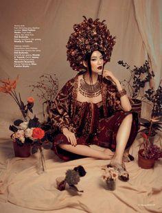 Ryan Tandya For Harper's Bazaar Indonesia August 2015