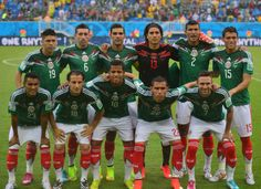 FIFA World Cup 2014: Mexico vs Cameroon Second Match in Pictures