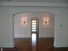Crown Molding, Carpentry project done by Solution Build Group Inc.