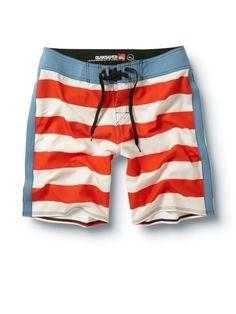 Postal Worker Flag Mens Humor Beach Shorts Surf Board Holiday Swim Trunks