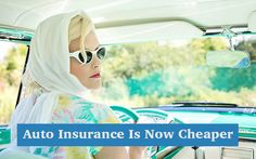 Insurance is Now Cheaper